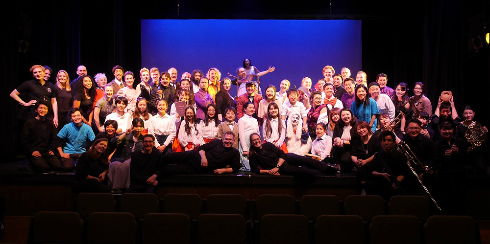 Cast and Crew of TIP's Chitty Chitty Bang Bang