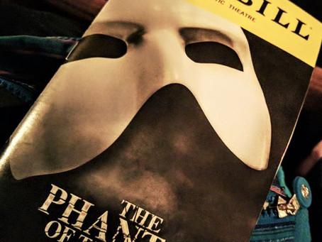 Watching The Phantom of the Opera