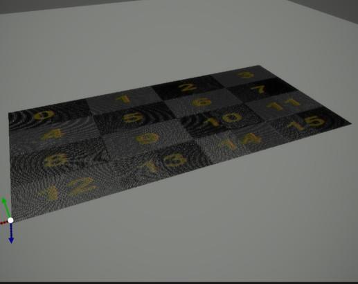 Maximum tesselation