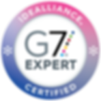 idealliance_certificatebadge_G7expert_30