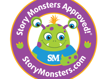 Allie's Adventures is Story Monsters Approved
