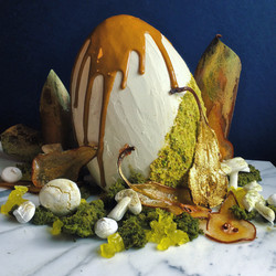 Easter Egg Cakescape