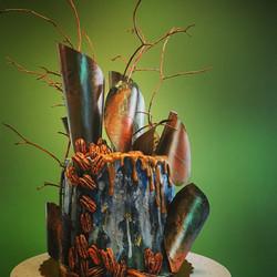 Woodland Wonder Cake