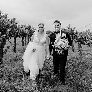 Brooke & Joel, Enzos Vineyard