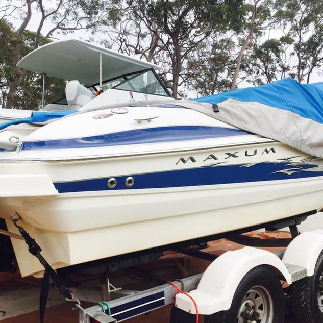 Boat Repairs, Gelcoat Repairs