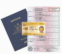 Marriage ID documents