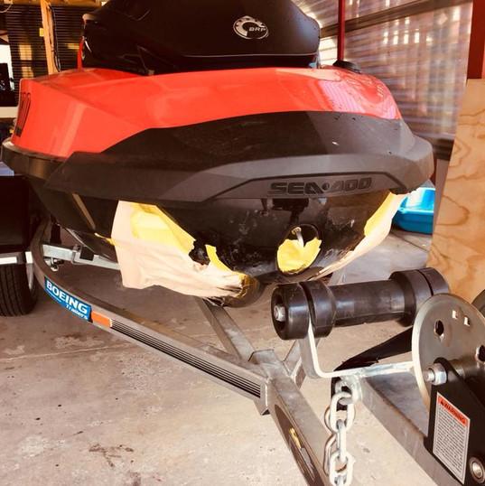 Jet Ski Repairs
