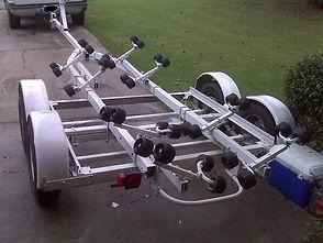 Boat trailer repairs Gold Coast