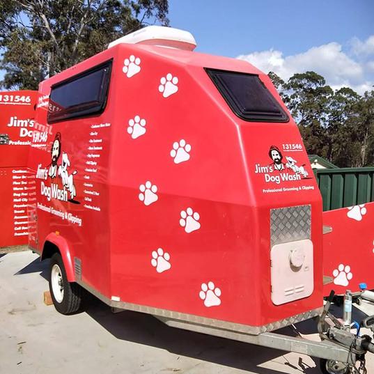 Fibreglass trailer repair and refurbishments Gold Coast