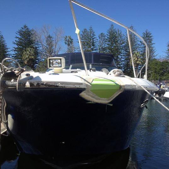 Fibreglass Boat Repairs, Gold Coast