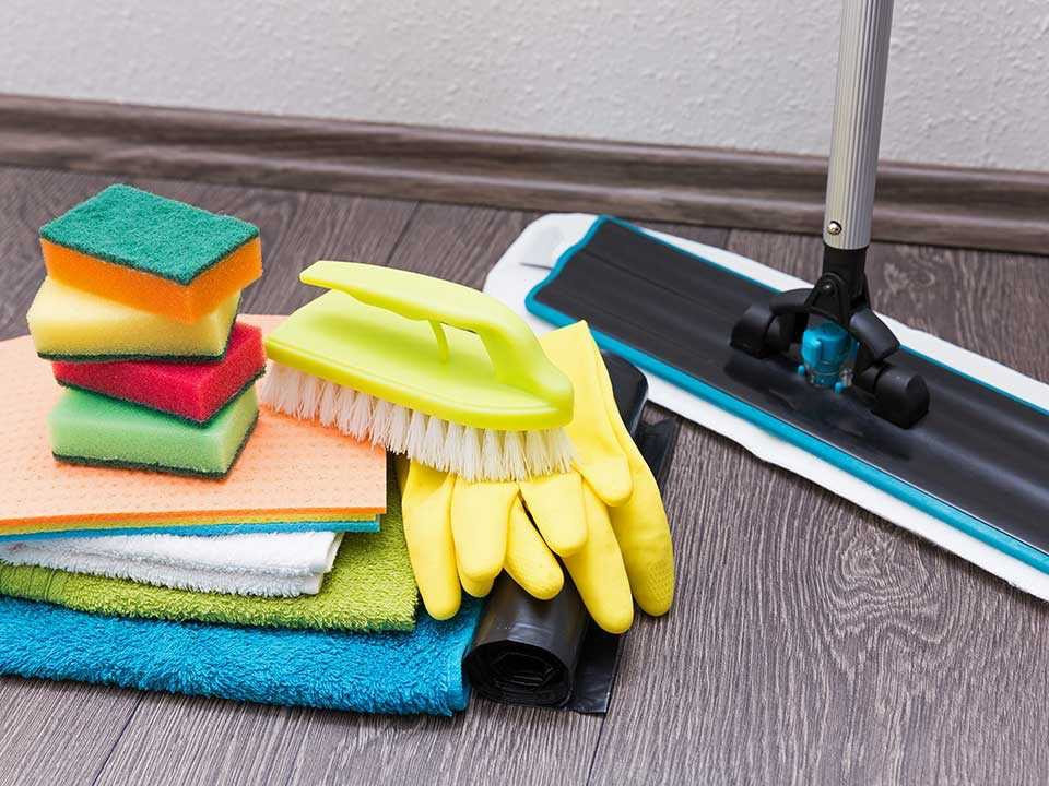 End of tenancy cleaning 4  bed