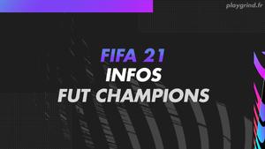 FIFA 21 : Toutes les infos sur FUT Champions