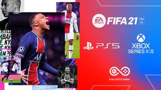FIFA 21 : Tout savoir sur la version next-gen (PS5 et Xbox Series X|S) - Guide