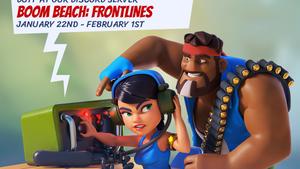 Boom Beach: Frontlines - Nouvelles phases de test pour fin janvier