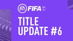 FIFA 21: Pitch Note de la mise à jour #6