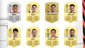 FIFA 21 : Les nominés pour le POTM de Premier League d'octobre