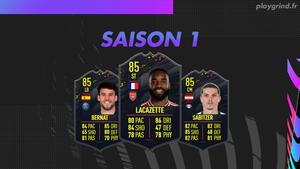 FIFA 21 : Les infos et récompenses de la saison 1