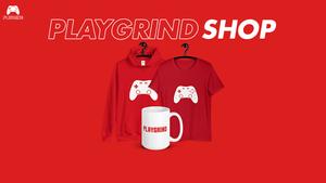 Playgrind a 1 an : Remerciements et détails sur le shop