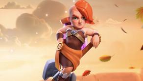 Clash of Clans : La Super Valkyrie sera la nouvelle Super Troupe (Sneak Peek)