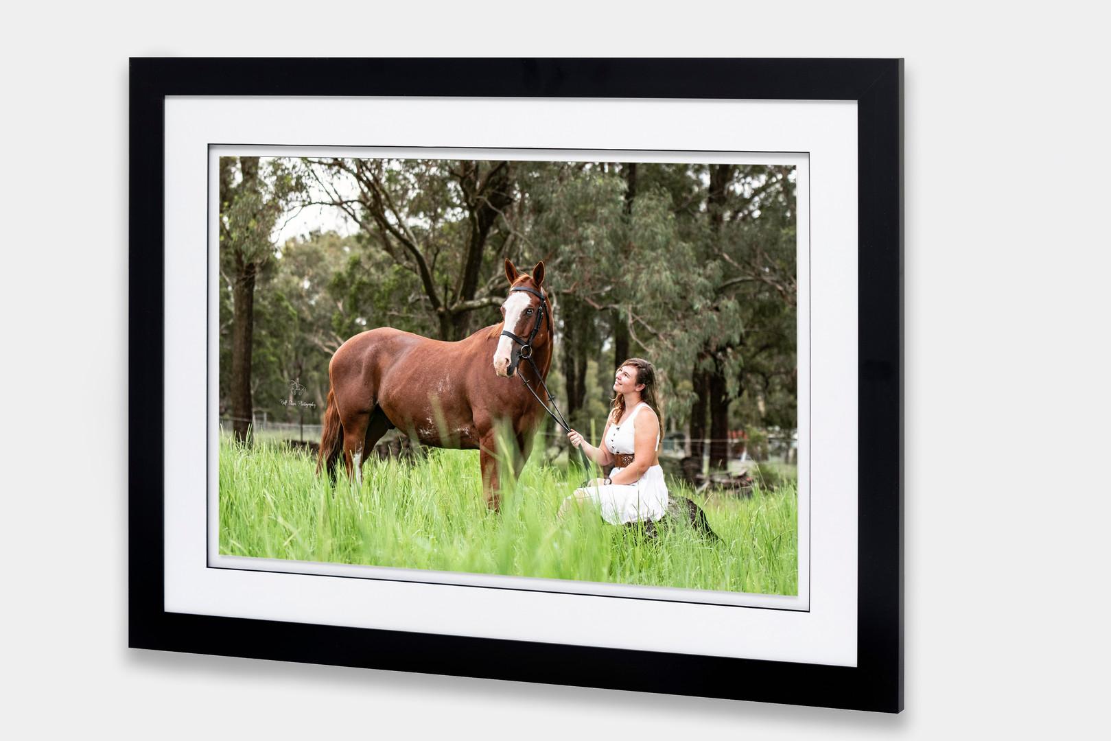 Fine Art and Frame - 5cm matt