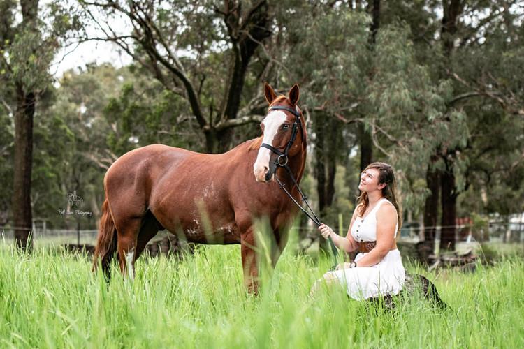 Equestrian Lifestyle Session Emma
