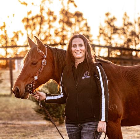 Jennifer & Montana - Equine Business & Lifestyle shoot