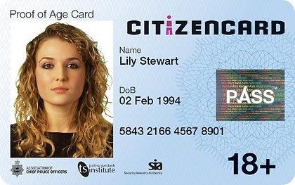 Citizen/Yoti Card
