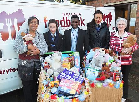 Charity Fundraising Crew
