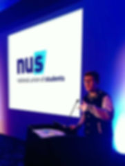 Dan Wood at NUS