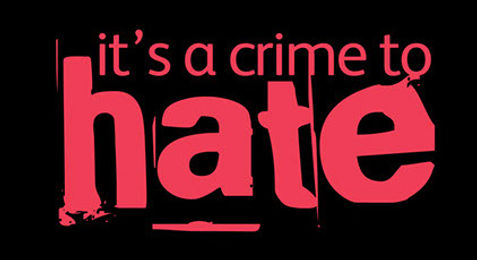 Report Hate Crime Here