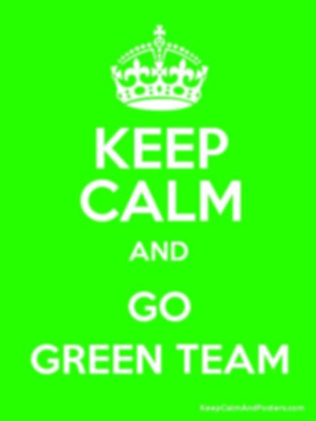 Go Greener Team