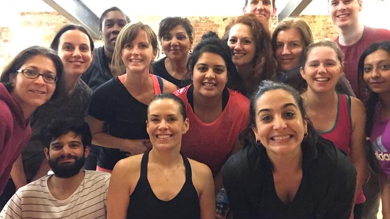 Yoga Foundations with Sam & Esme:  Reboot, Refresh & Renew