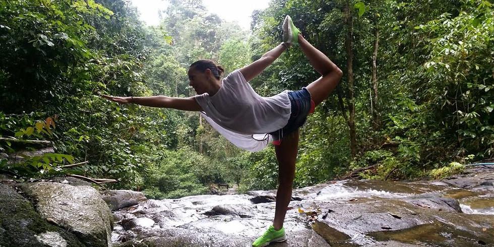 Yoga Foundations:  Reboot, Refresh, Renew