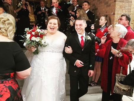 Lights! Camera! Wedding!