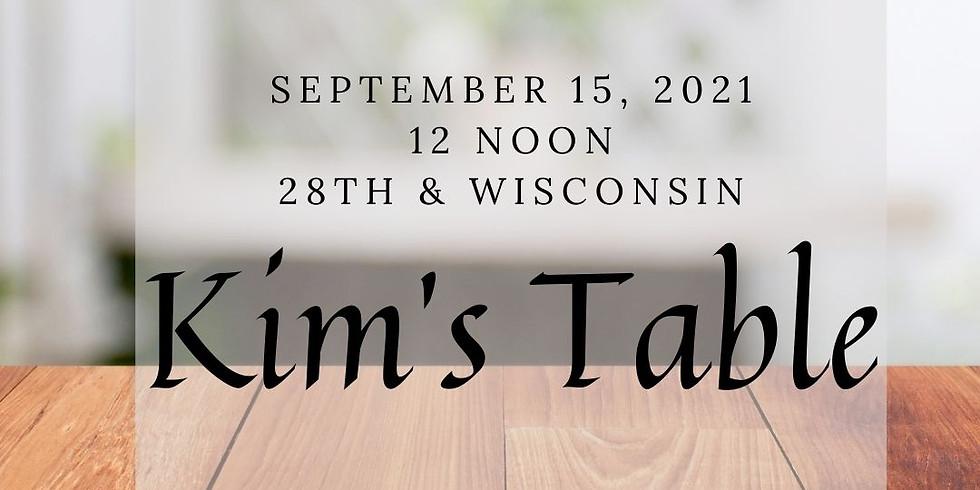 Kim's Table