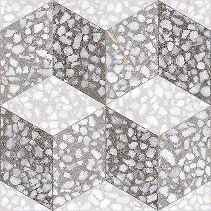 Pezzetto Marmo - Grey Cube