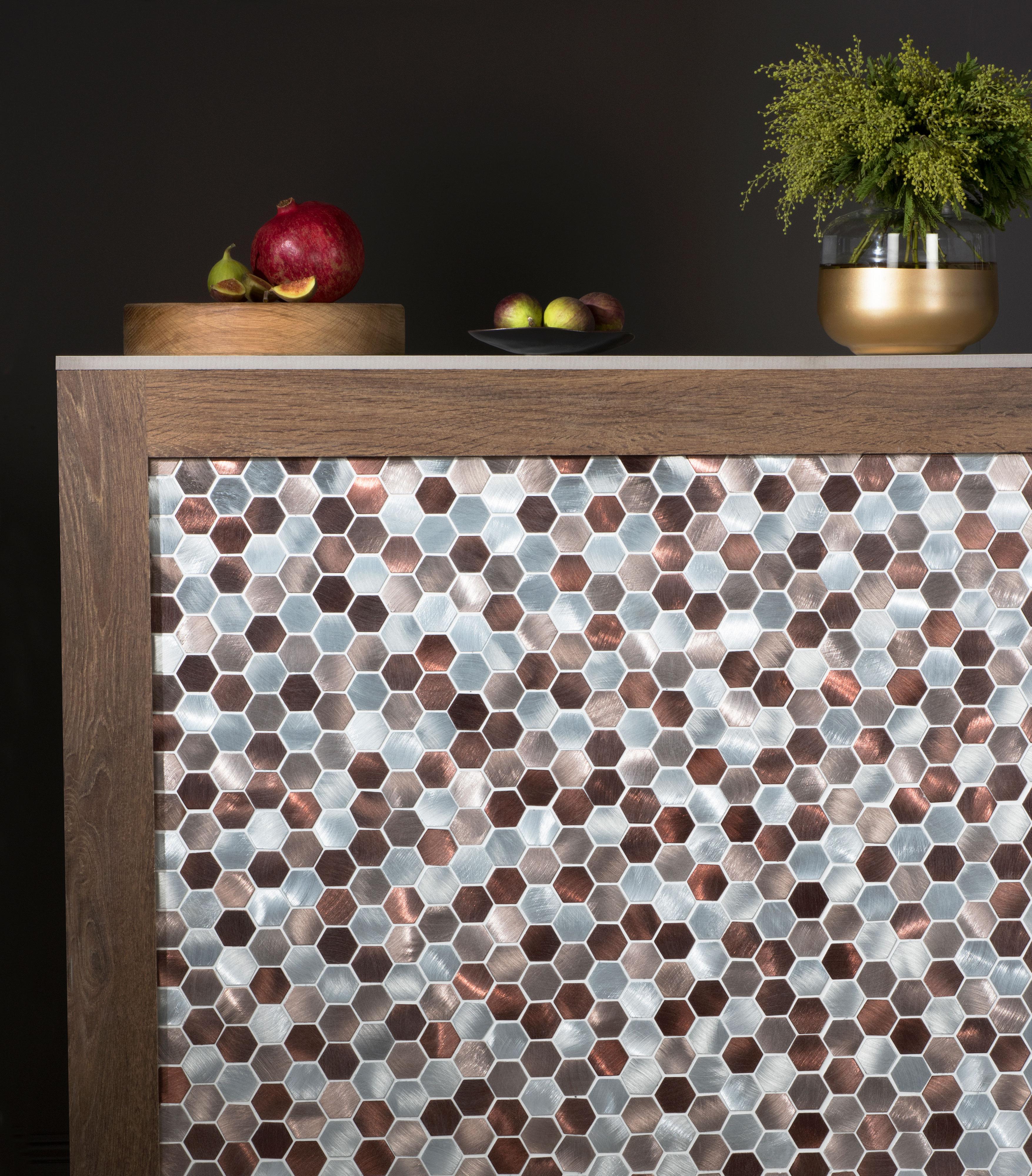 Original Style Mosaic Tiles Glass