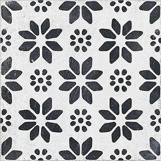 Valencia - Monochrome flower