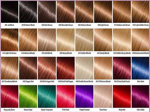 Custom Color, Wig Units and Bundles