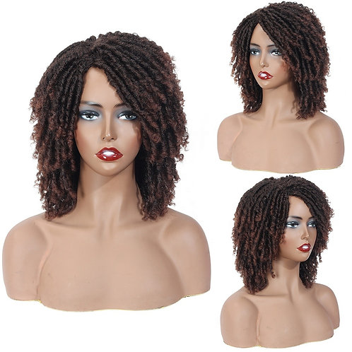 Faux Locs Dread Style Wig