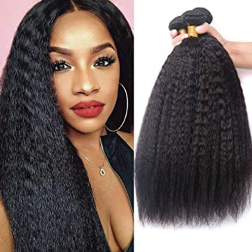 Yaki Brazilian Human Hair Bundles
