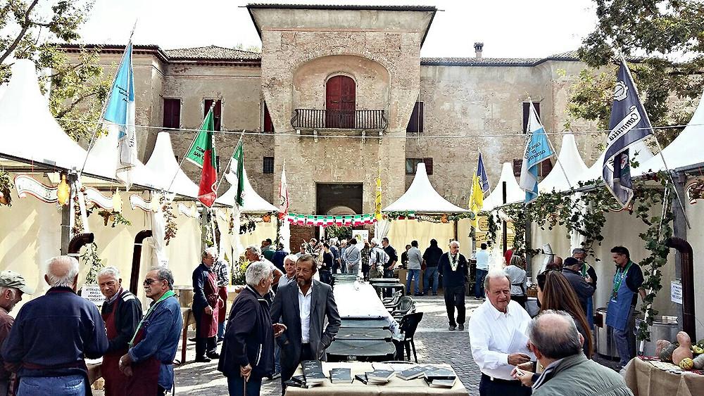 Spilamberto Modena and its Festival