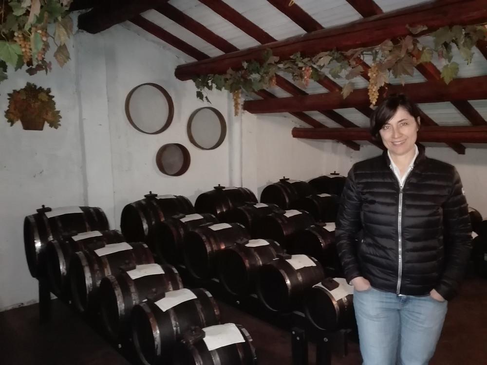 Balsamic vinegar tour
