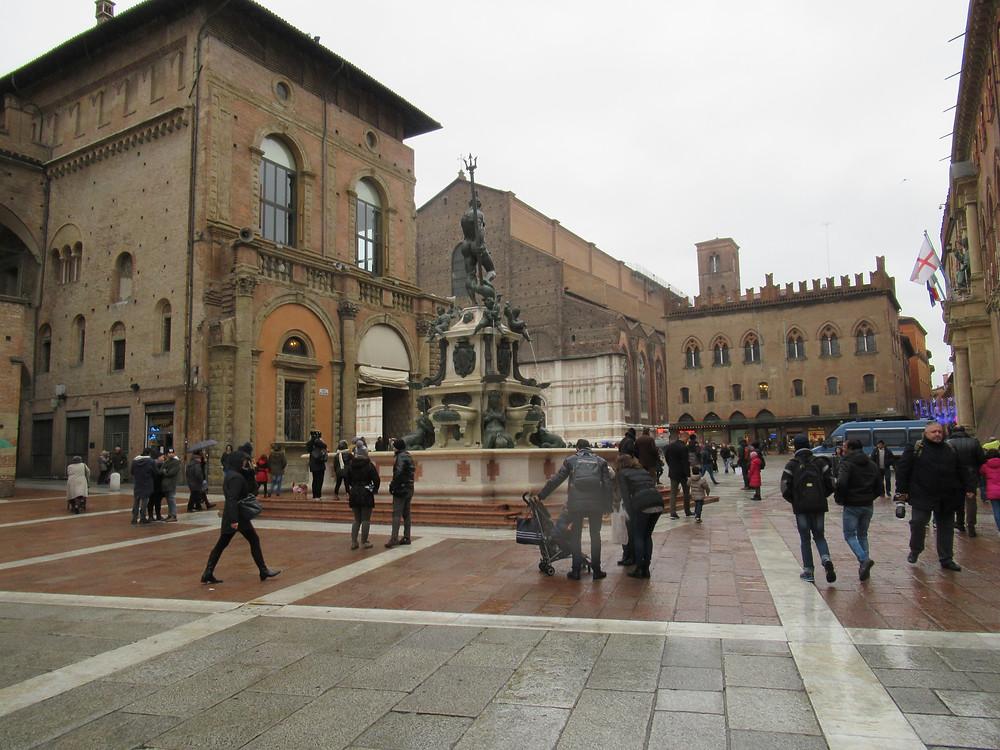 Bologna main square
