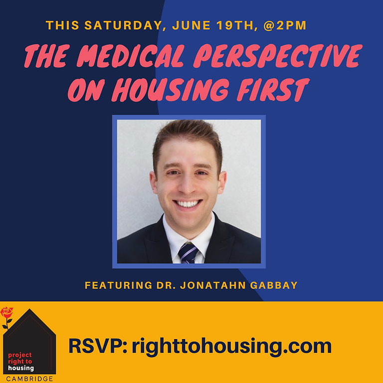 The Medical Perspective on Housing First