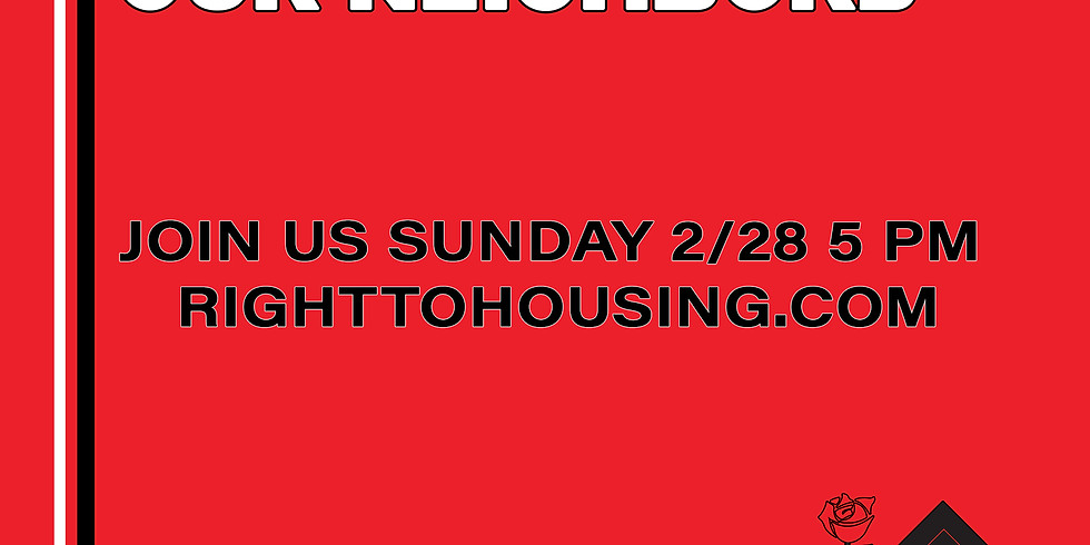 Project Right to Housing Orientation