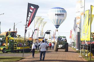 Tecnoshow: feira bate recorde em negócios e público