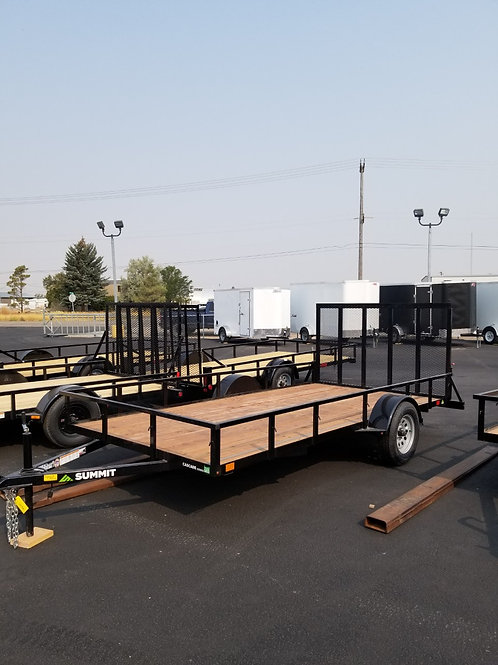 Summit 7x14 Utility Trailer