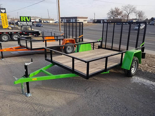 FSD 6x10 Green Utility