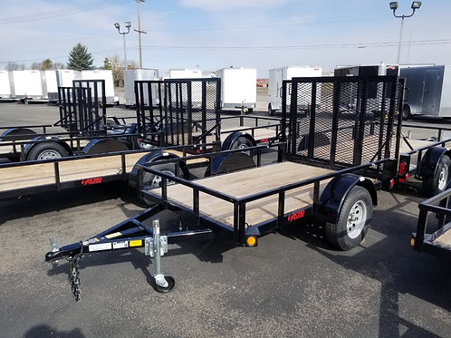 Voyager 5x8 Utility Trailer